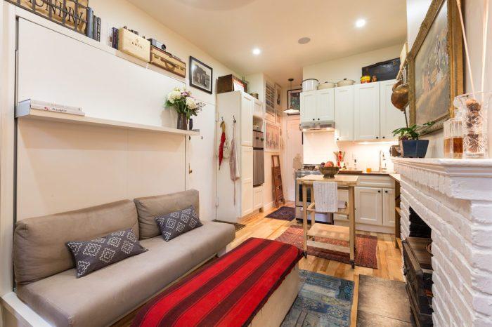 Удобный дизайн квартиры