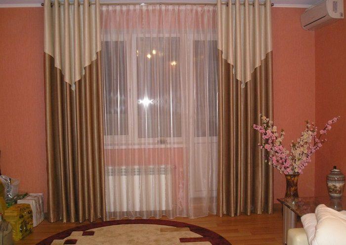 Подбираем шторы для интерьера!