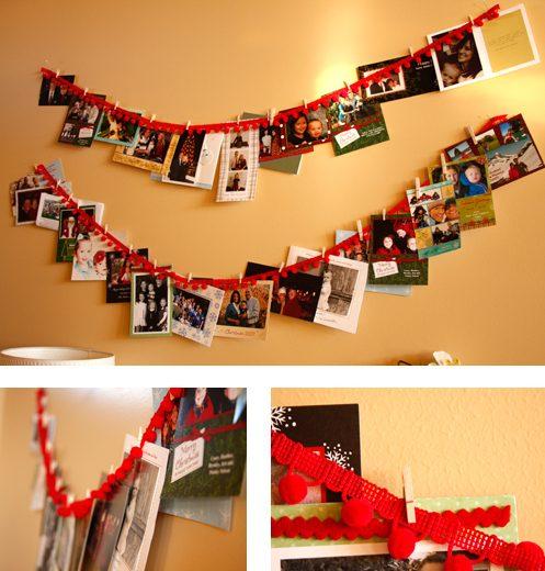 Украшения для дома своими руками на новый год фото