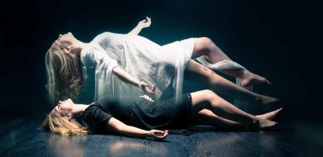 Картинки по запросу Душа покидает тело