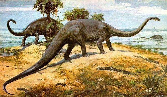 Картинки динозавров цветные с названиями - a5