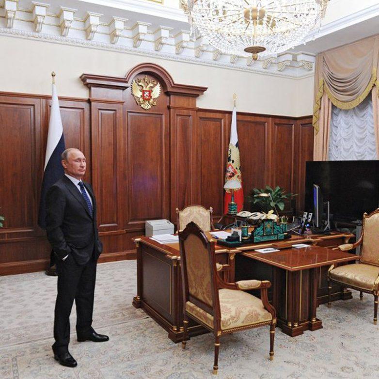 Где работают президенты