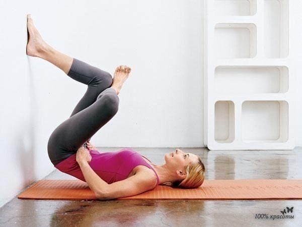 4 простых упражнения для укрепления живота