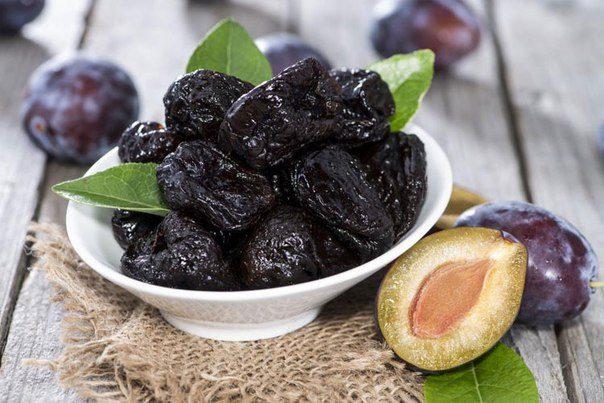 7 полезных свойств чернослива