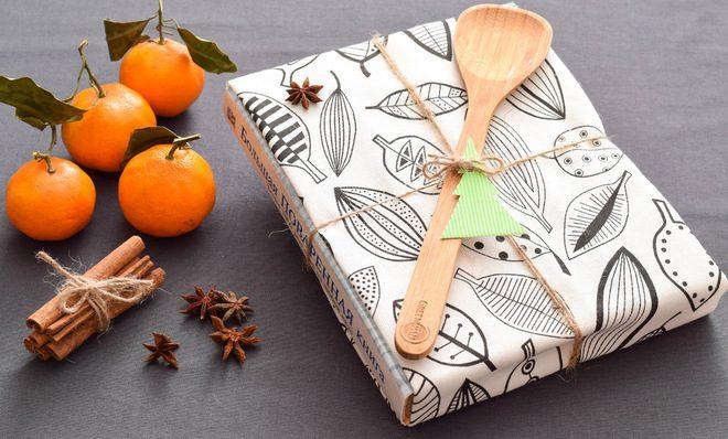 Как практично и полезно упаковать новогодние подарки