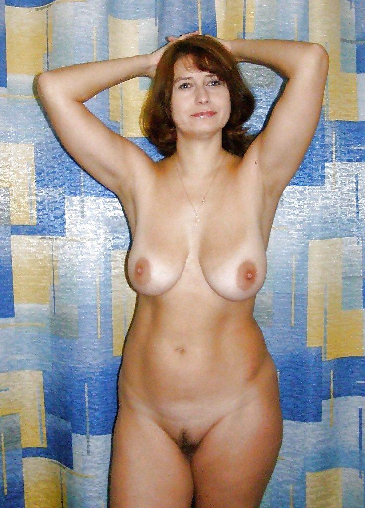 Фото голых зрелых женщин с большими сиськами только