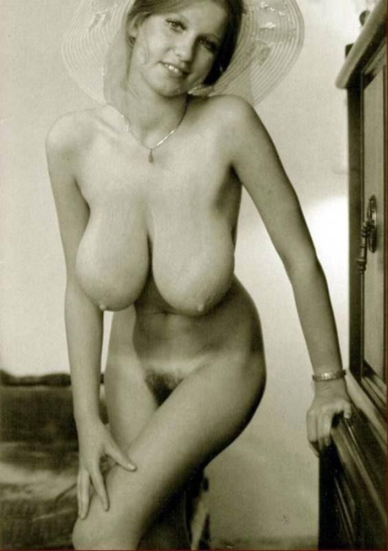 ретро фото голых телочек