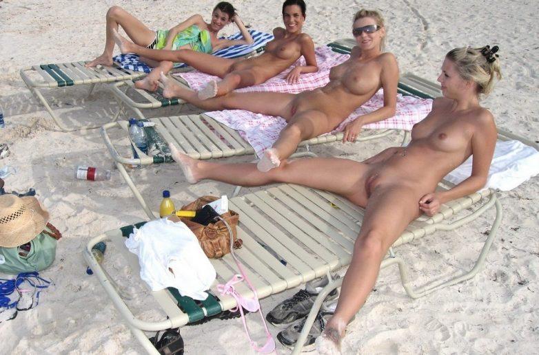 Фото нудистов пляжа 95079 фотография