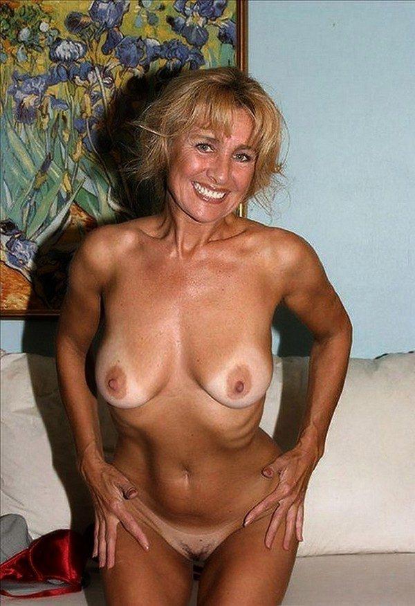 фото голых зрелых колхозниц