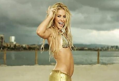 Shakira самая сексуальная певица