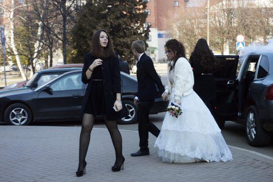 Фото сергея зверева со свадьбы