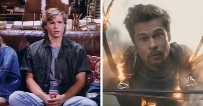 Звёзды Голливуда в своей первой роли и в фильмах 2018 года