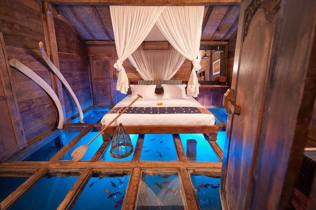 Самые удивительные отели мира