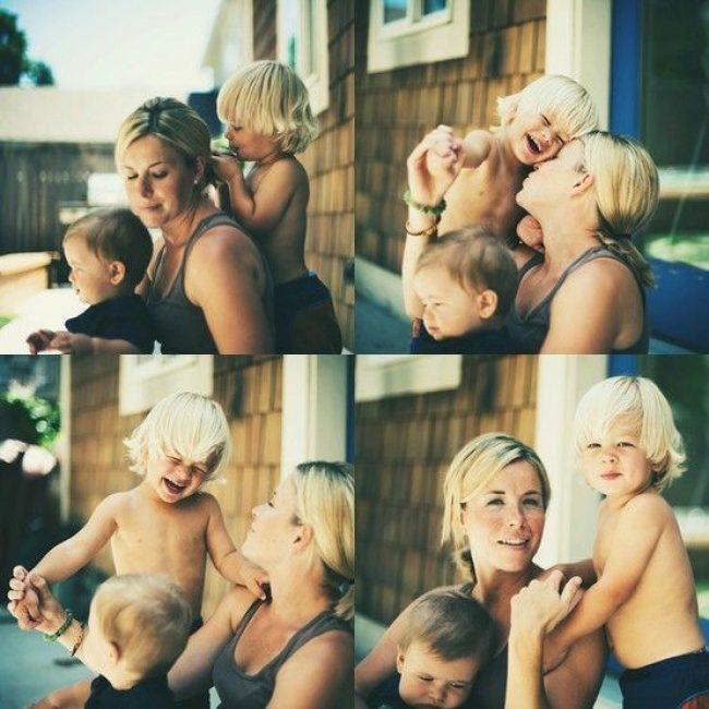 Хейтай мама и сын 29 фотография