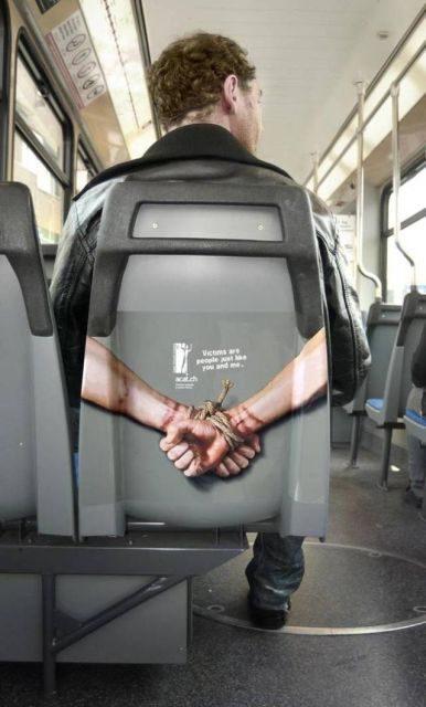 Убойные примеры социальной рекламы