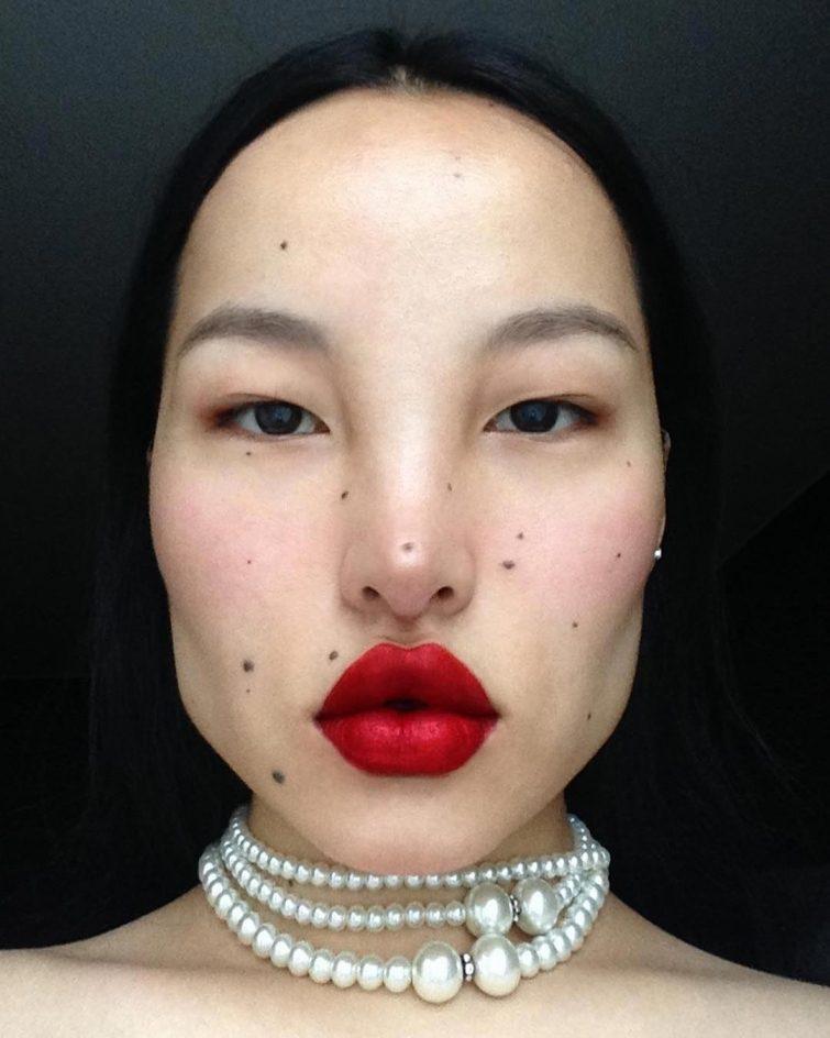 11 девушек с крайне уникальной внешностью