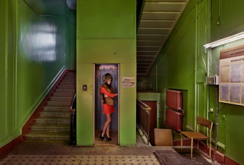 «Русские сказки» немецкого фотографа