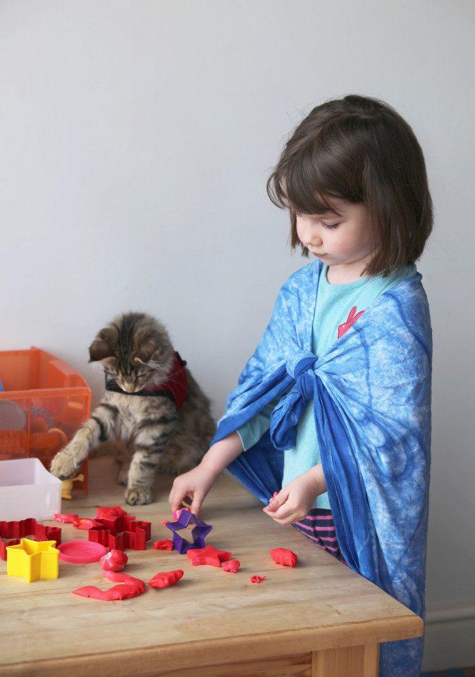 2271f19e4a Кошка, которая помогла больной аутизмом девочке