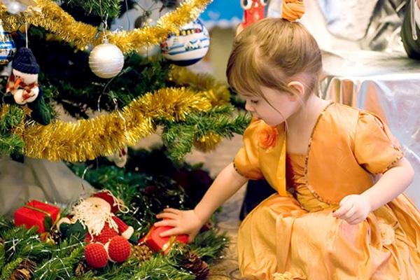 Интересный новый год для детей