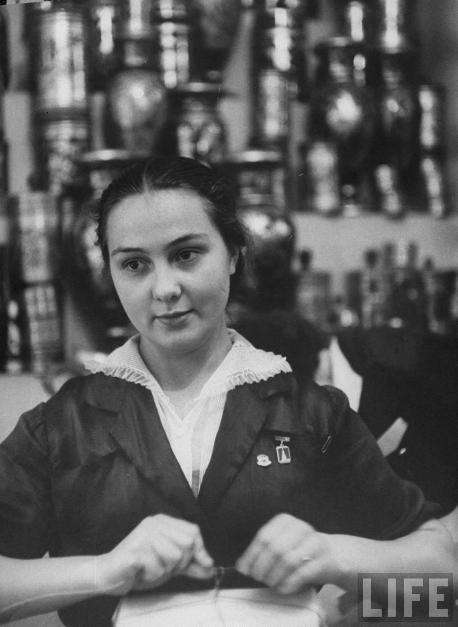 Советское фото русских жен 30 фотография