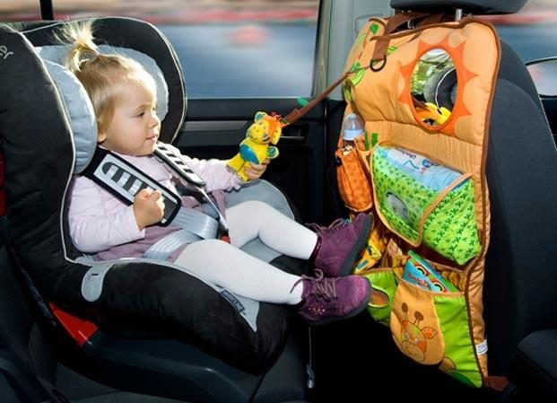 Кресло для детей в машину своими руками 67