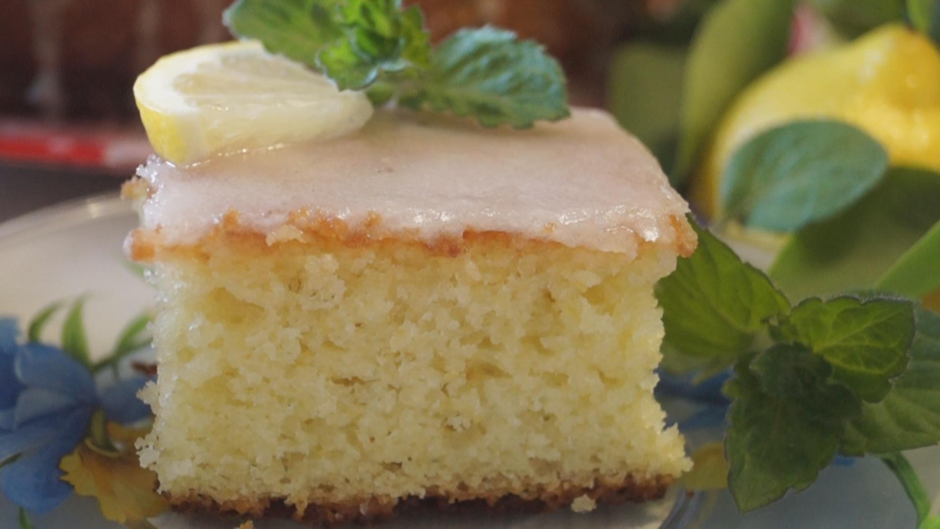 Рецепт вкусного лимонного пирога
