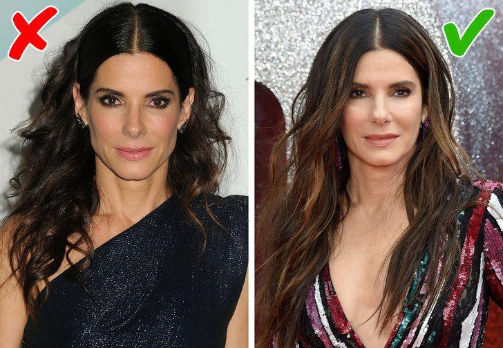 Ошибки в причёске, которые добавят возраста