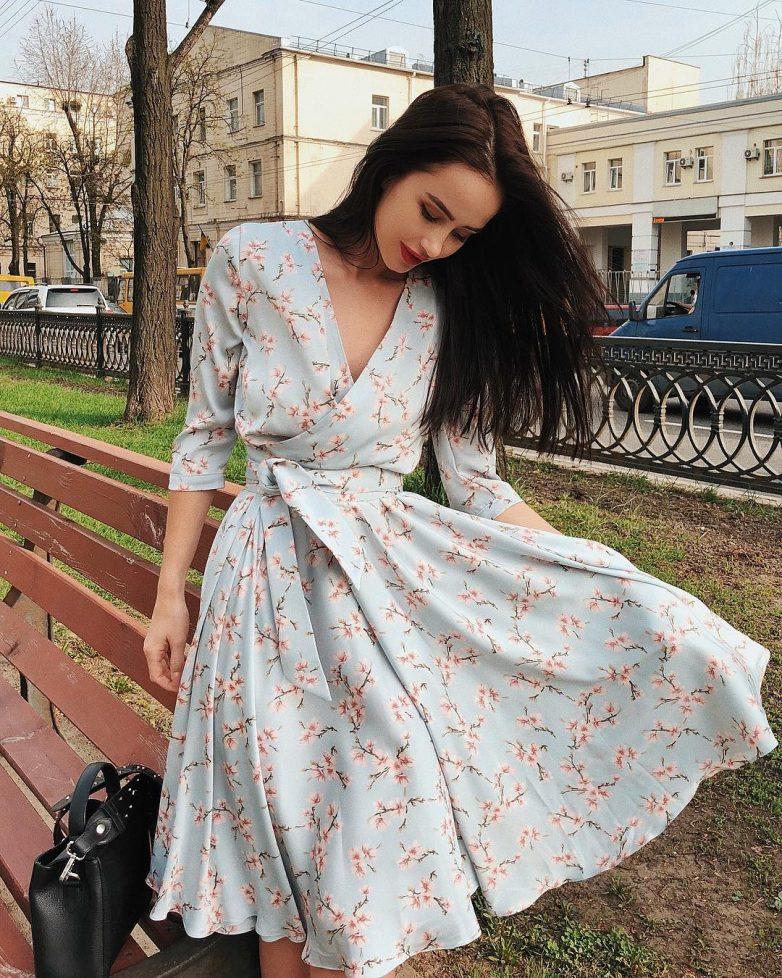 Стильные платья этой осени