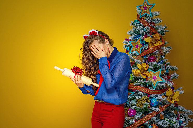Самые неудачные подарки на Новый Год