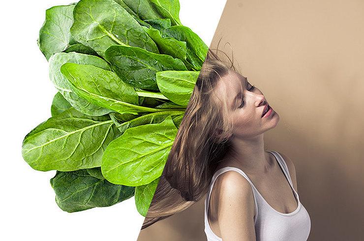Продукты, которые сделают волосы здоровыми