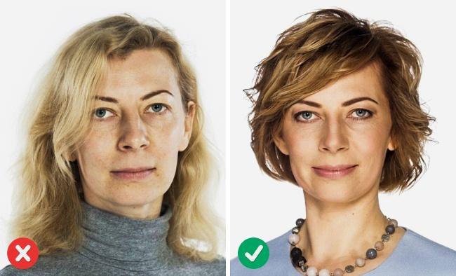 Секреты причёсок, которые убавят вам минимум 5 лет