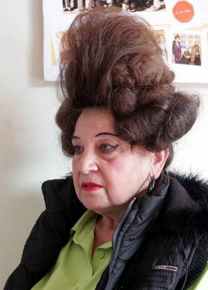Странные причёски политиков