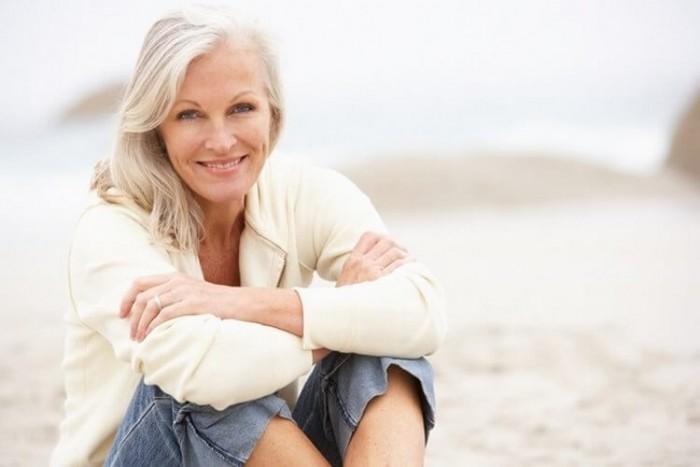 Взгляд на жизнь 53-летней женщины