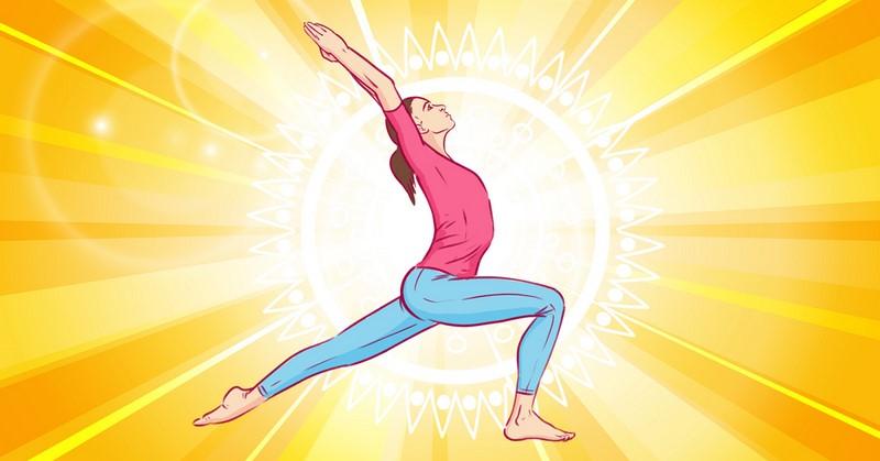Йога с пользой для суставов