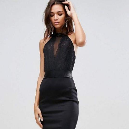 Шикарные платья-миди