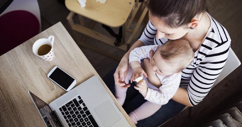 Советы, как совместить карьеру и материнство