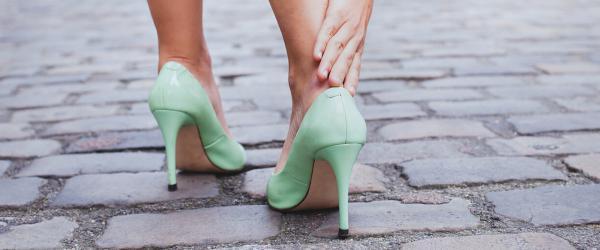 Выбираем самую удобную обувь