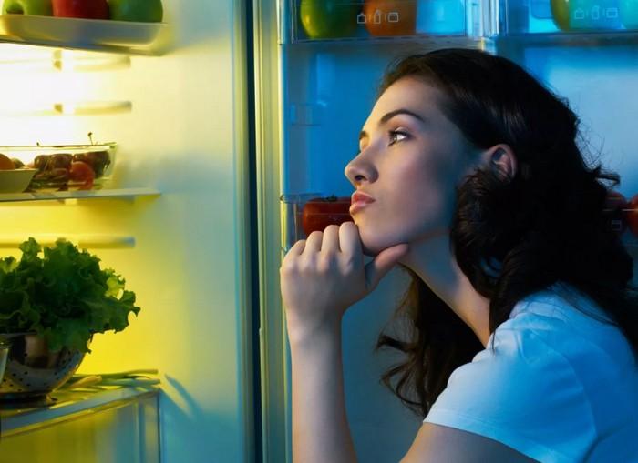Как бороться с привычкой переедания на ночь