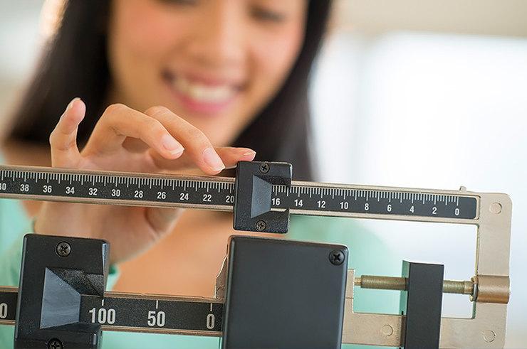Как следить за своим весом