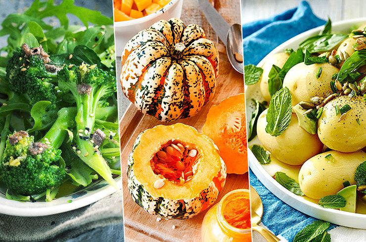 Сезонные продукты для тех, кто хочет похудеть
