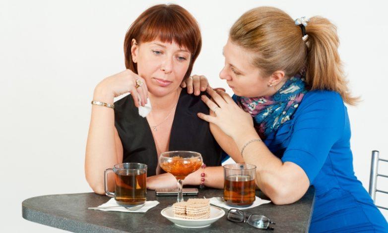 Как поддержать подругу в сложный период