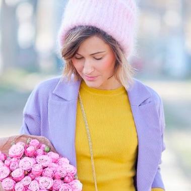 Как гармонично сочетать цвета в одежде