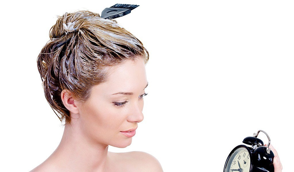 Ошибки при использовании масок для волос