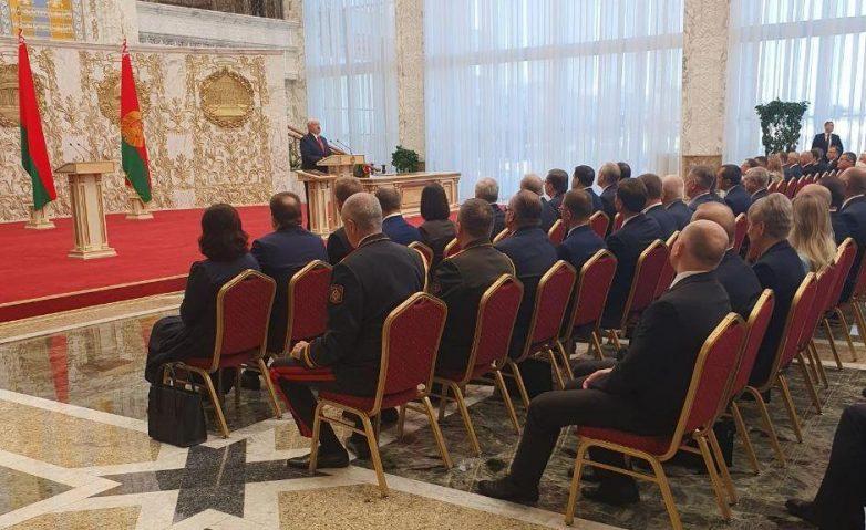 Инаугурацию Лукашенко засекретили и провели в закрытом режиме