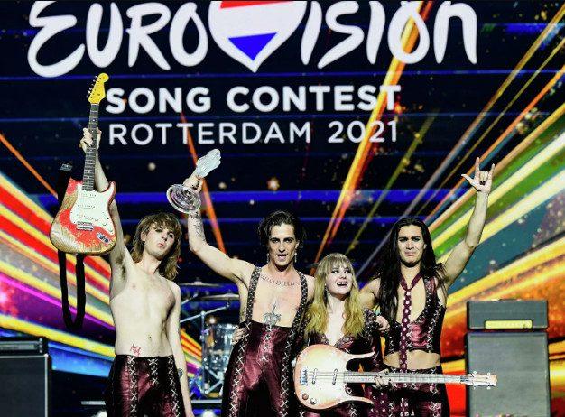 Евровидение-2021 выиграла рок-группа из Италии Maneskin