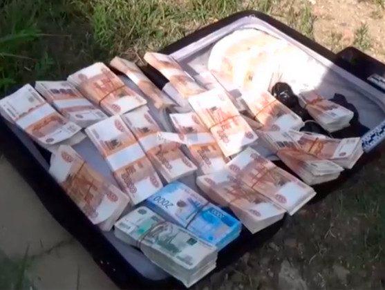 Житель Биробиджана забыл во дворе дома чемодан с 15 миллионами