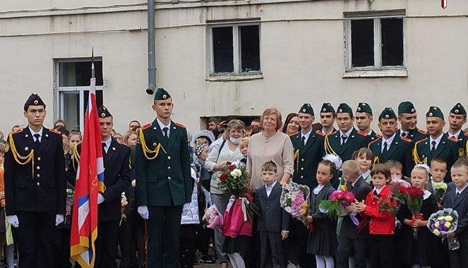 В школах России открылись спецклассы ФСБ, полиции и Росгвардии