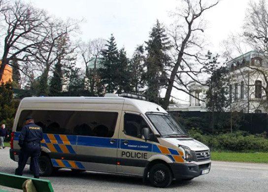 Чешская полиция задержала россиянина по запросу Украины