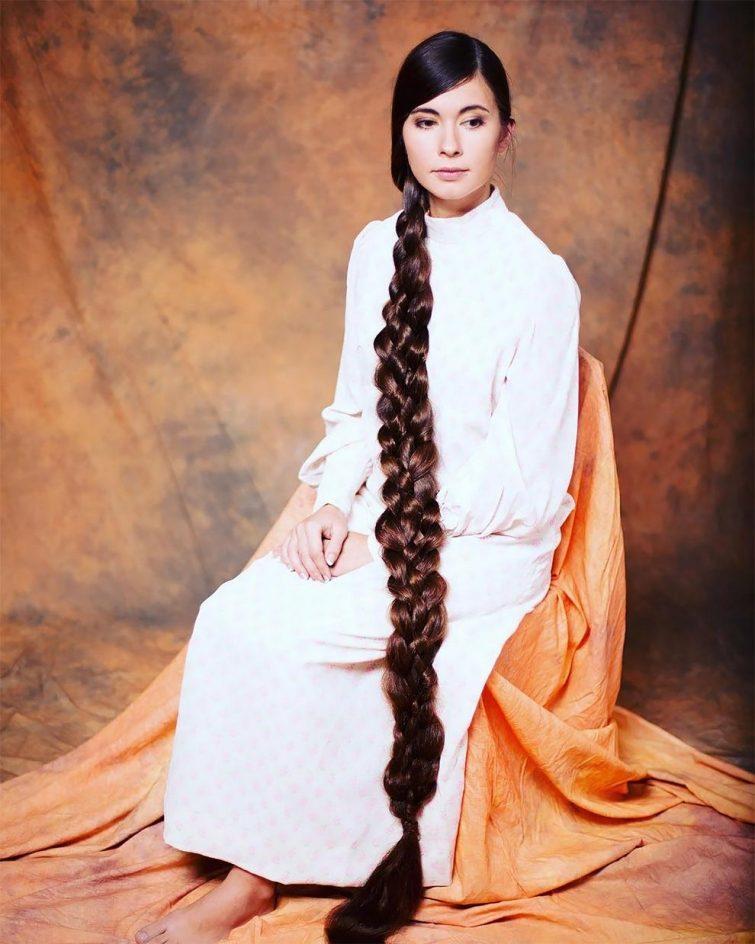 китайская коса в картинках них очень