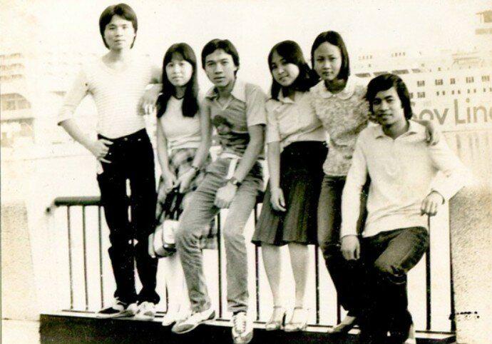 Иностранные студенты в общежитиях Советского Союза